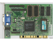 Diamond Stealth 64 2001 (PCI)